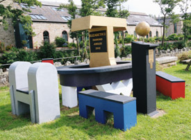 Lostwithiel Sculpture